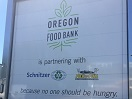Schnitzer Steel partners with Oregon Food Bank